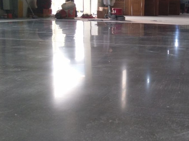 Vaccum Dewatered Flooring Qatar